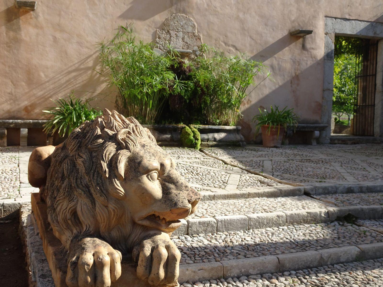 Les jardins d'Alfabia, la Chartreuse de Valldemossa