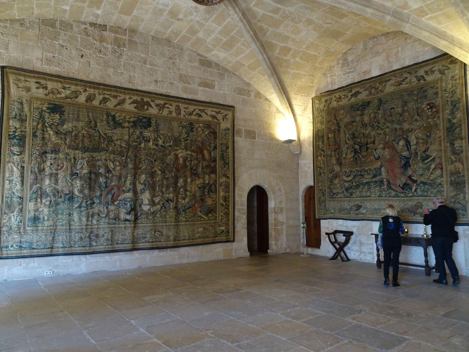 Palma le palais Royal et la Cathédrale