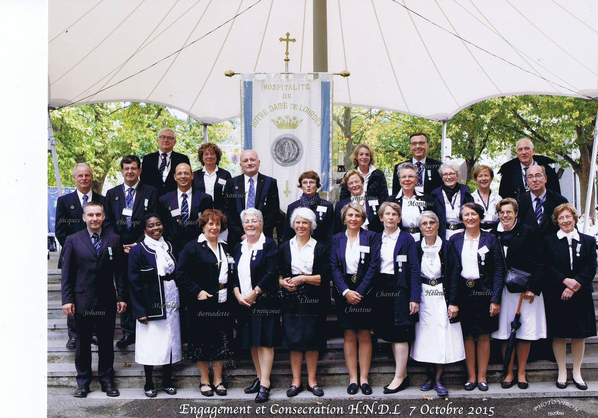 6 hospitaliers de Touraine engagés à L'HNDL