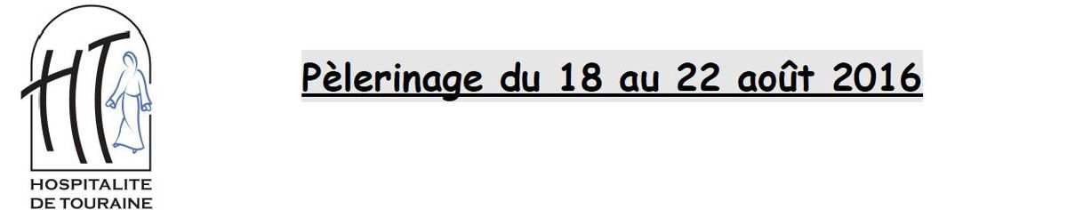 5ème journée, à vous qui restez en Touraine...