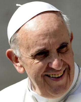 Prière du Pape à Marie.