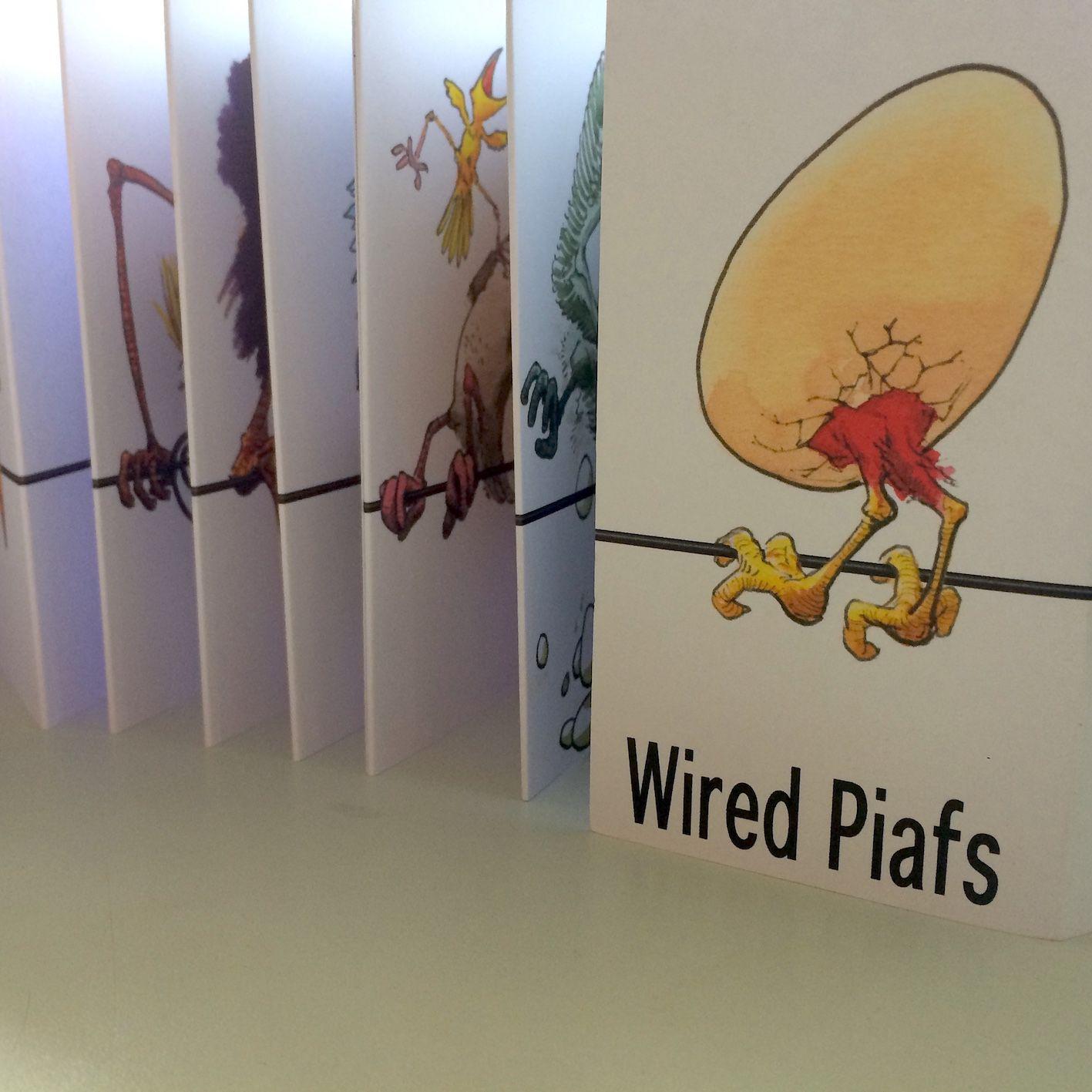Wired Piafs n°3