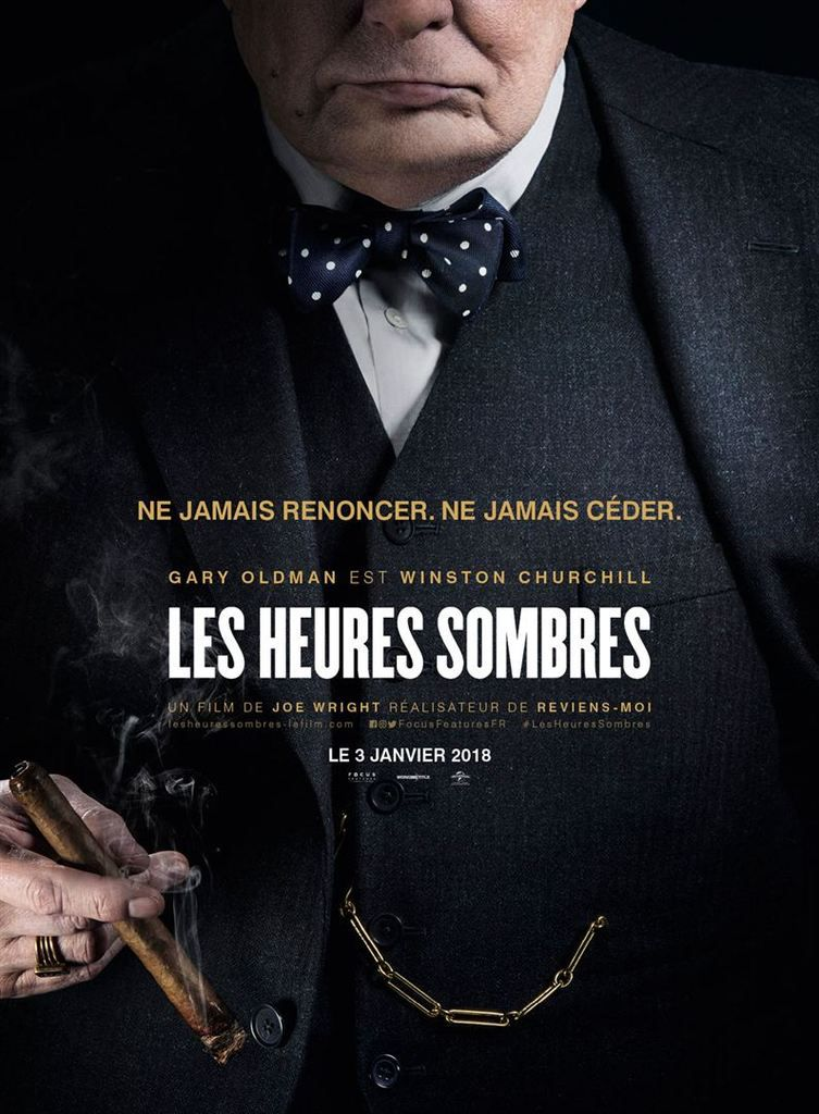 LES HEURES SOMBRES - GARY OLDMAN