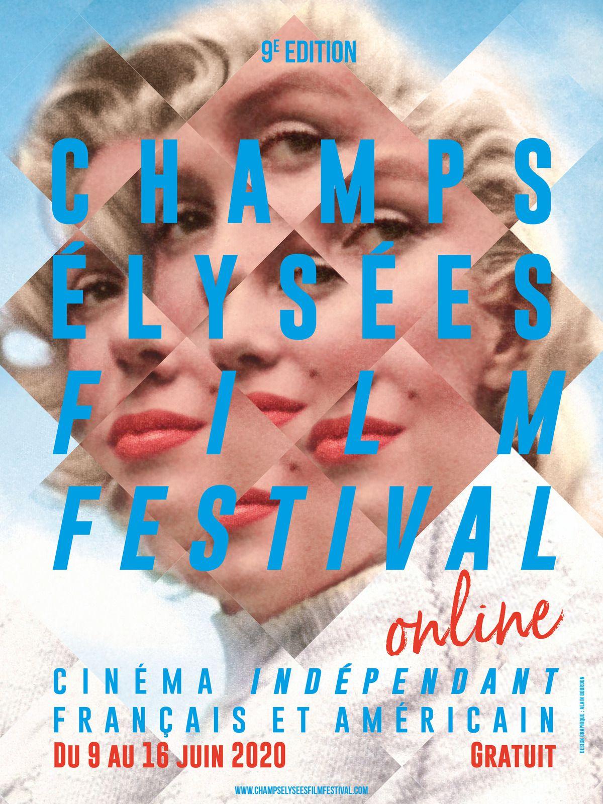 CHAMPS-ELYSEES FILM FESTIVAL 9ème édition – SOPHIE DULAC