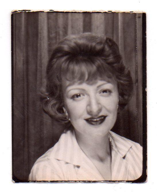 Photomaton Addict (Françoise)