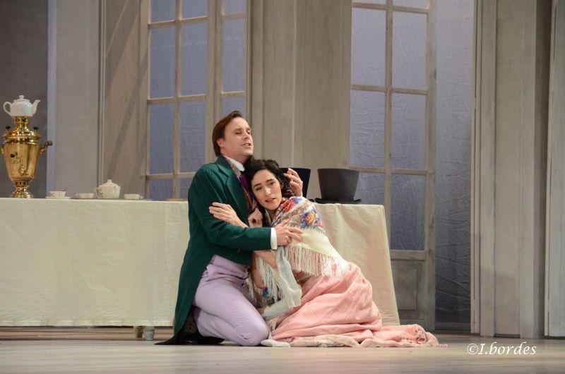 Photos de l'opéra «EUGÈNE ONEGUINE» 2018 - TCHAIKOVSKI l'Opéra-Théâtre de Metz Métropole-Du 2 au 6 Février 2018
