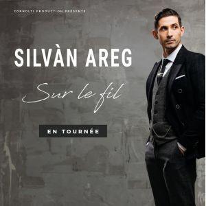 samedi 16 novembre 2019 à 20h30  Concert SILVÀN AREG  Passerelle Florange