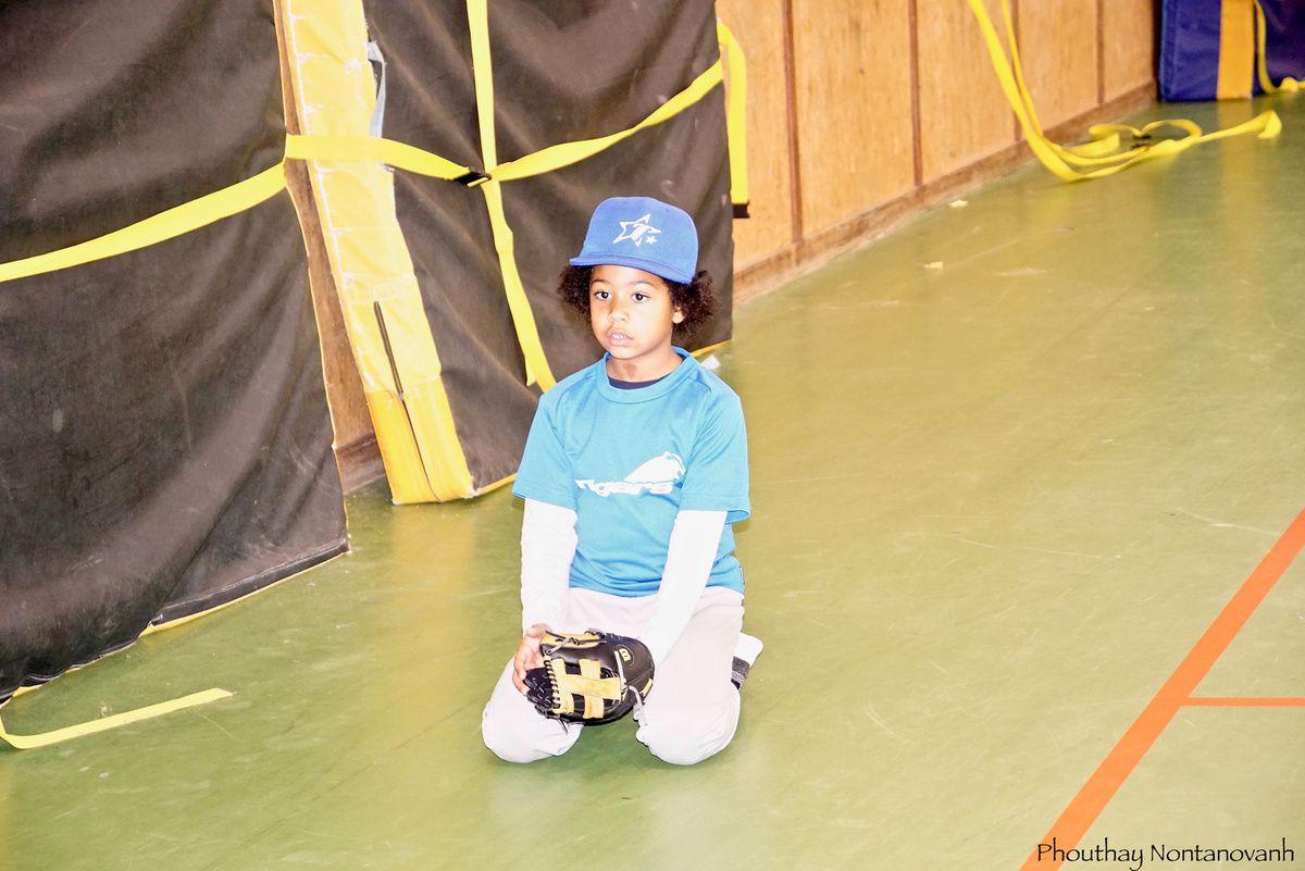 Nos petits Tigers au tournoi Rookie des Squales de Vaureal