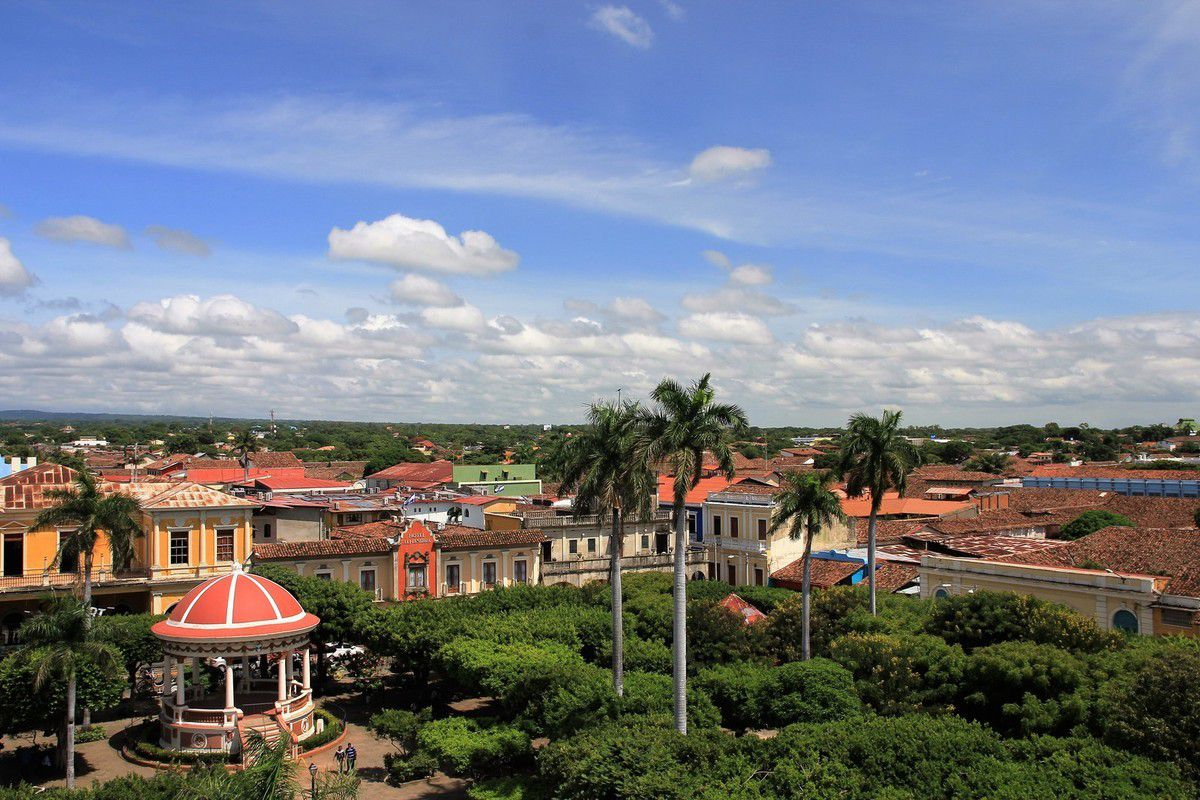 Cœur L'amérique Plein De Centrale 13 Nicaragua En Jours Au xBWEQordeC