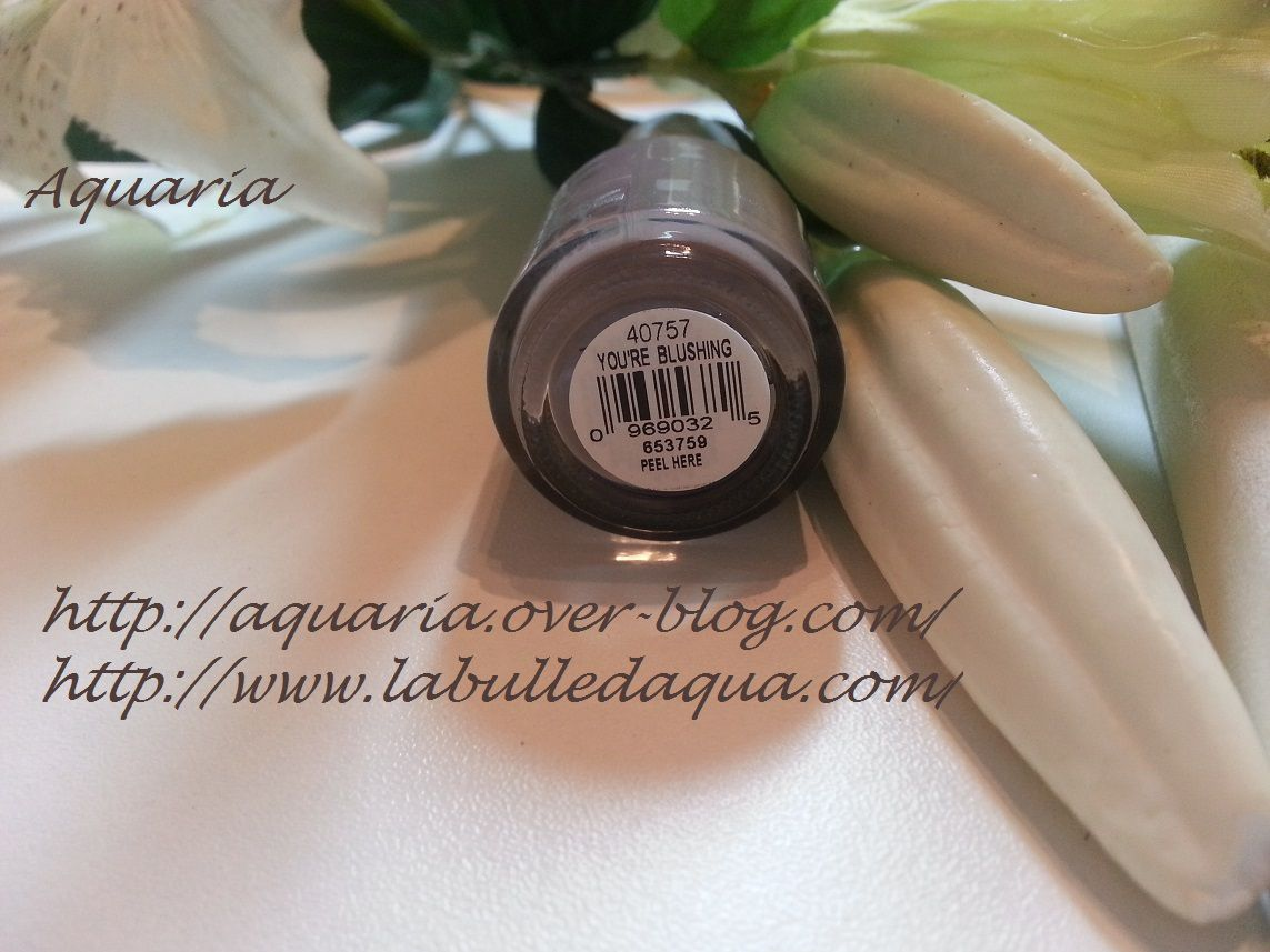 vernis à ongle Orly