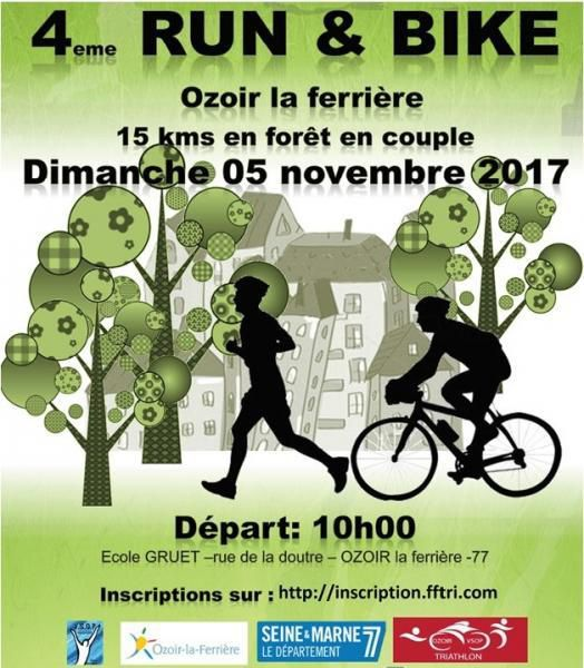 [05/11/2017] Run & Bike Ozoir