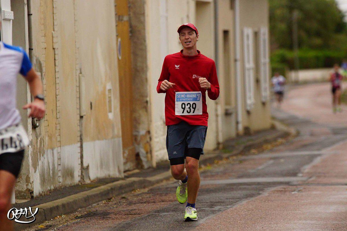 [23/09/2018] La Foulée Paroissienne - Semi-marathon
