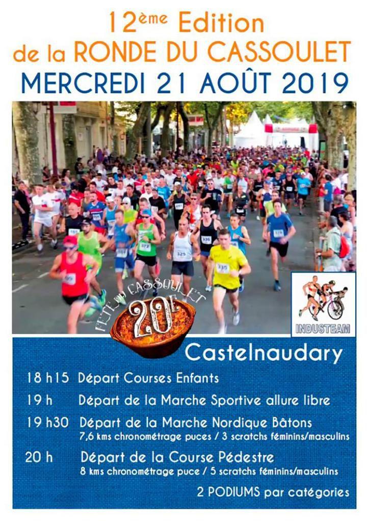 [21/08/2019] Ronde du Cassoulet