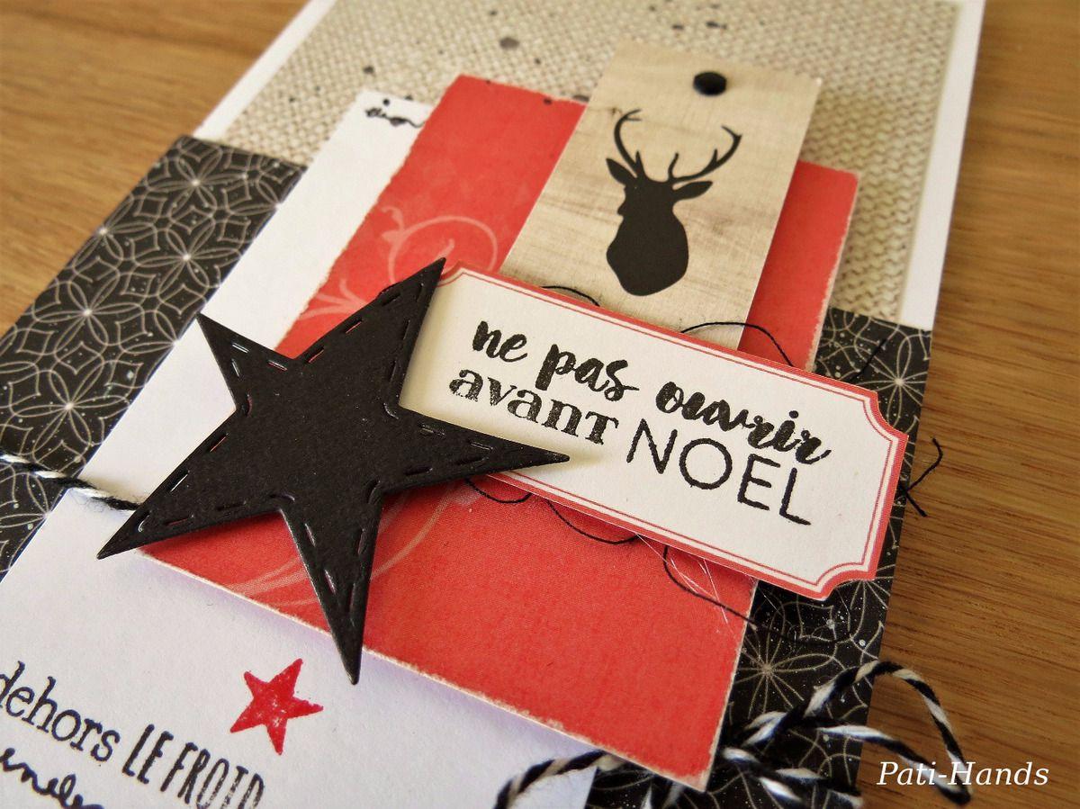 Ne pas ouvrir avant Noël