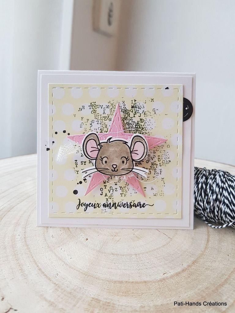Des jolies cartes souris