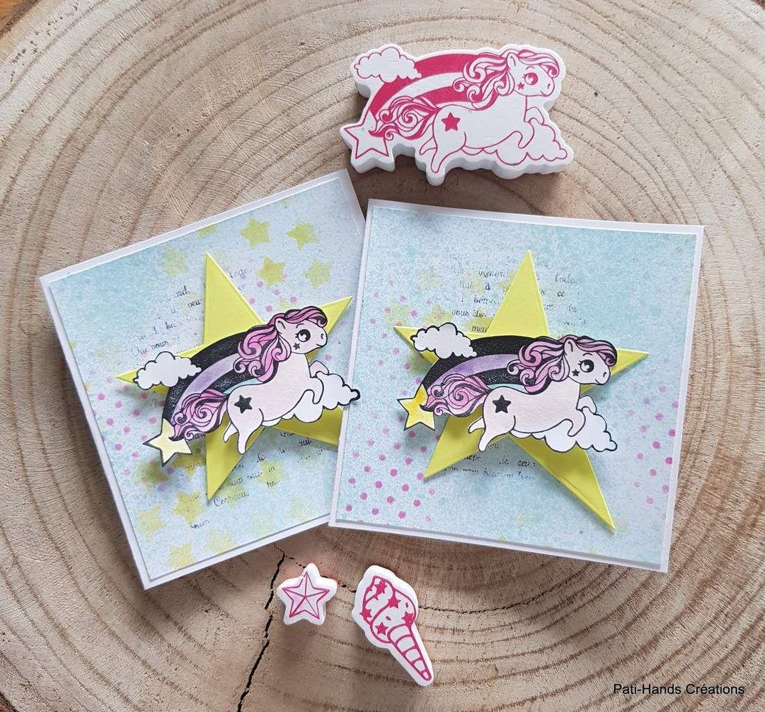 Cartes licornes