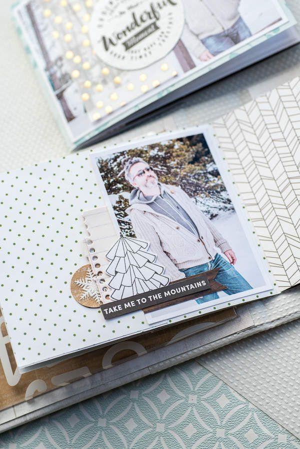 Album Snowflakes, l'intégrale et kits