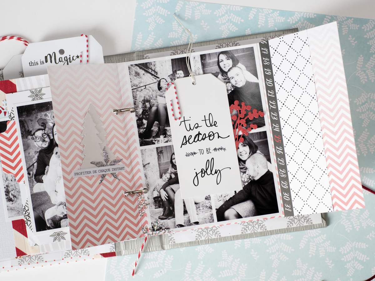 Mini Album Noel 2018 : l'intégrale et kits en vente