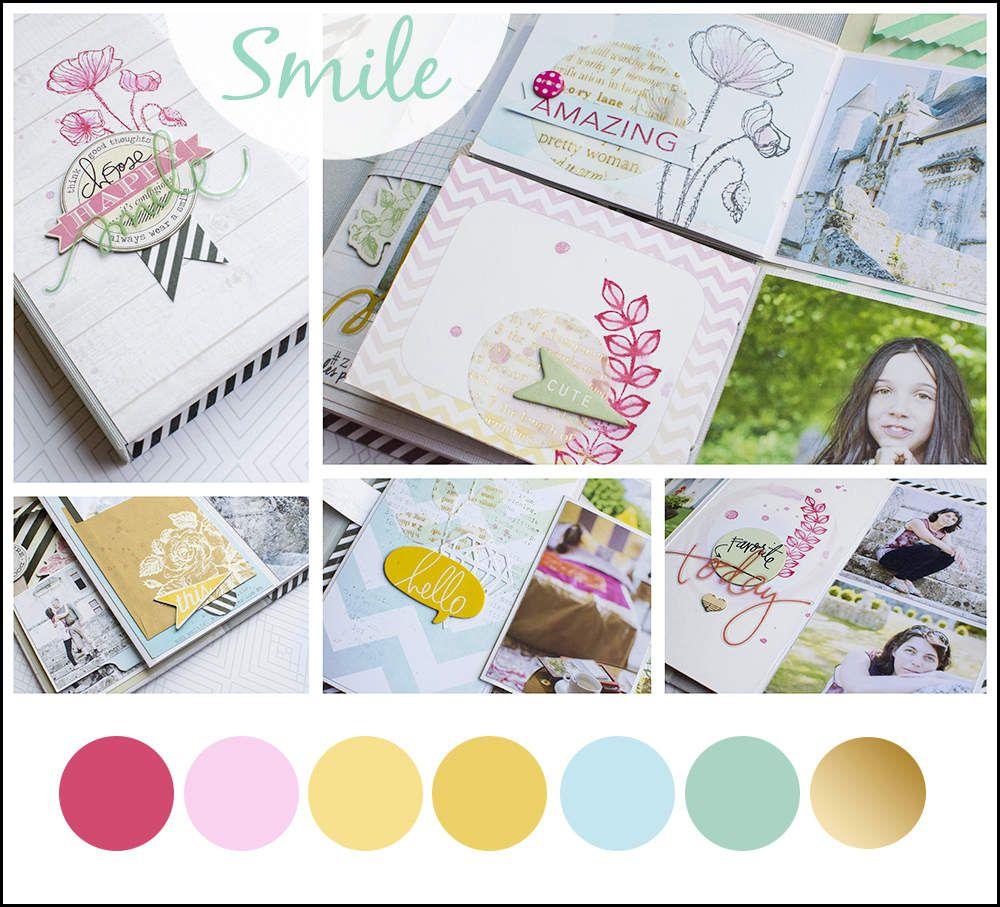 Album Smile, l'intégrale (et kits dispos !)
