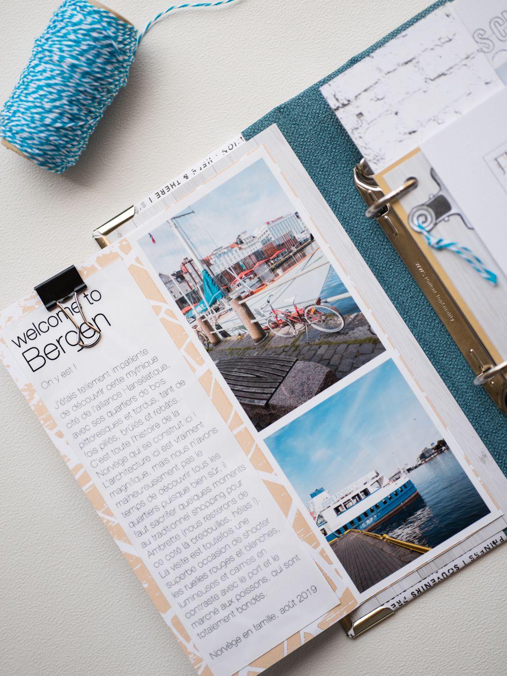 Mini album Travel - City Tour