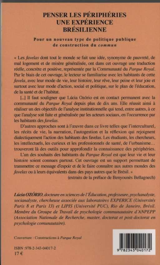 Préface de Benyounès Bellagnech