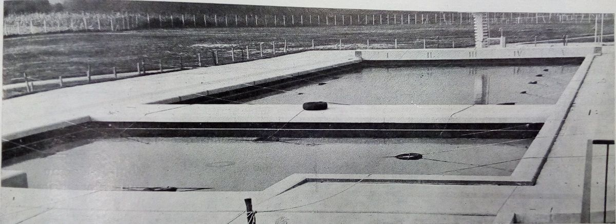 Natation les premi res brasses et piscines archives - Piscine municipale mont de marsan ...