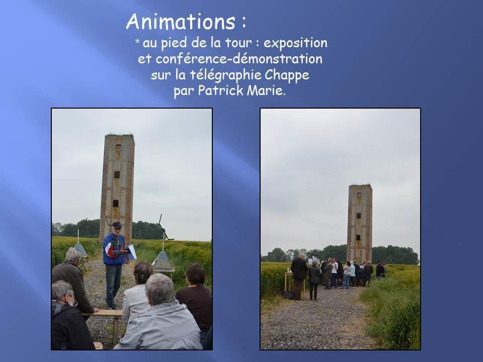 A propos du télégraphe Chappe...