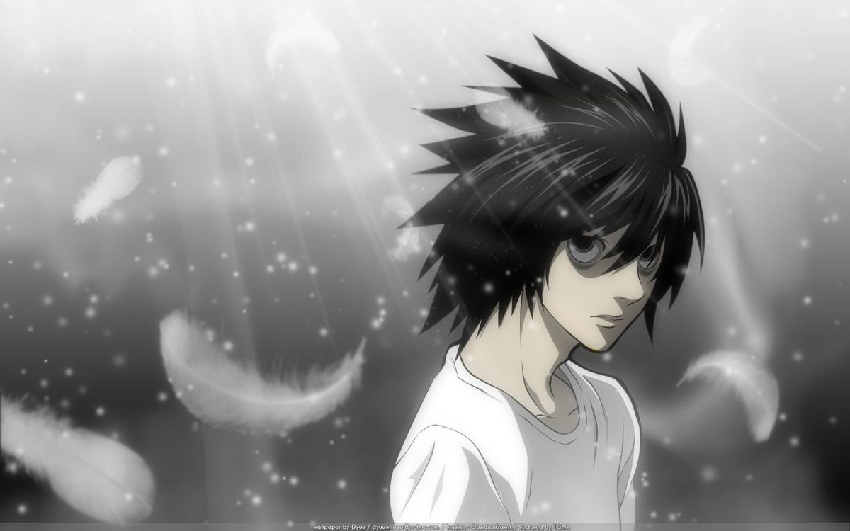 L – Death Note