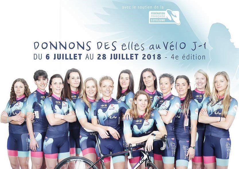 AVS95 soutient le cyclisme féminin : « Donnons des elles au vélo »