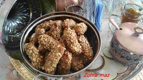 Bâtonnets mielleux au beurre de cacahuètes