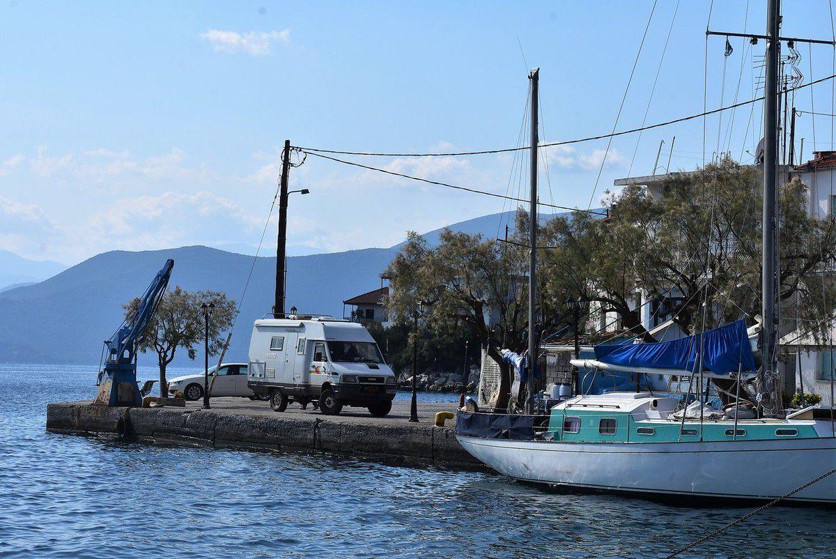 Voyage en Grèce. Presqu'île du PELION (3)
