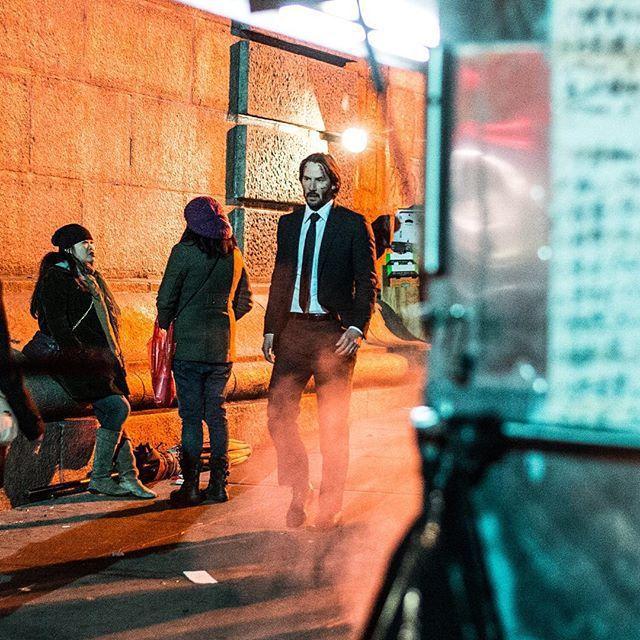 KEANU REEVES : SES NEWS AU 29 NOVEMBRE 2015( tournage JOHN WICK 2, suite/ Shadows info/ KNOCK KNOCK news/ Autres photos vidéos, urls)