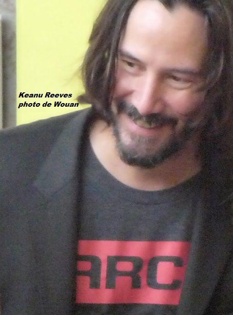 Keanu Reeves, nouvelle photo 2017 pour le kreeves