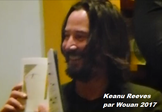 NOUVELLE PHOTO (KEANU REEVES 2017)