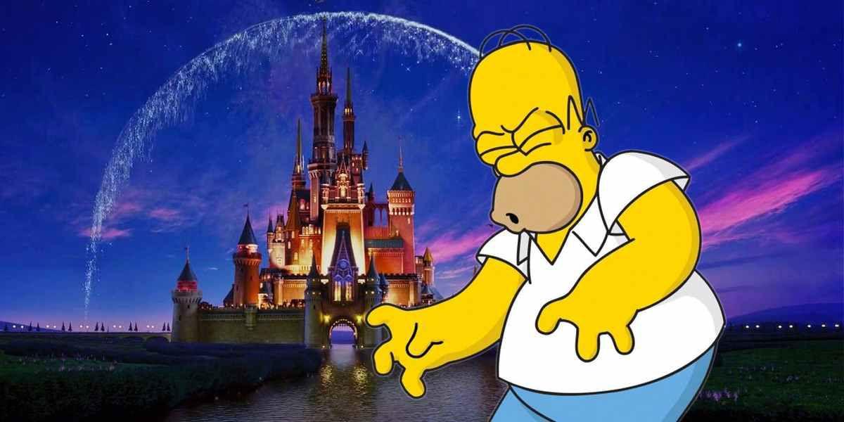 Disney Simpsons
