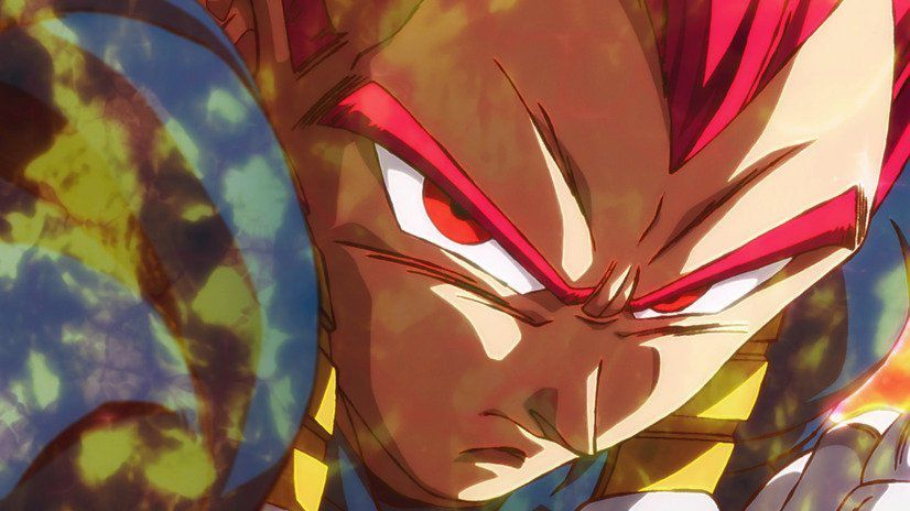 Dragon Ball Super – Broly : Vegeta