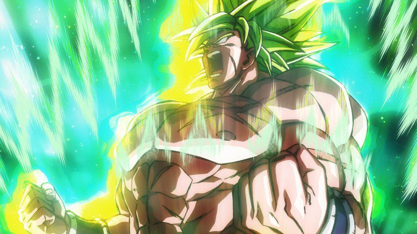 Dragon Ball Super – Broly : Broly