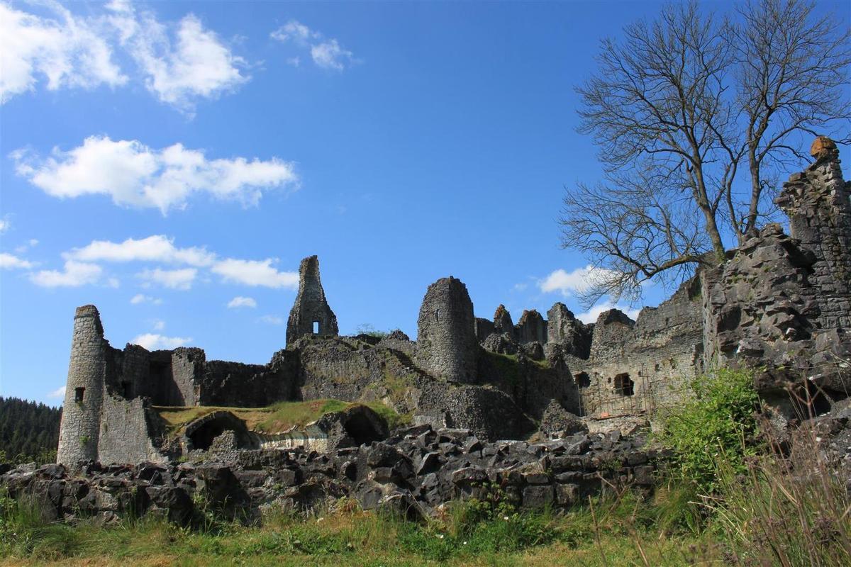 Ardenne Belges mai 2014