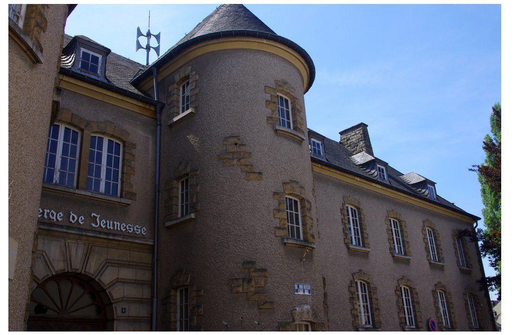 Luxembourg - la plus ancienne ville : Echternach