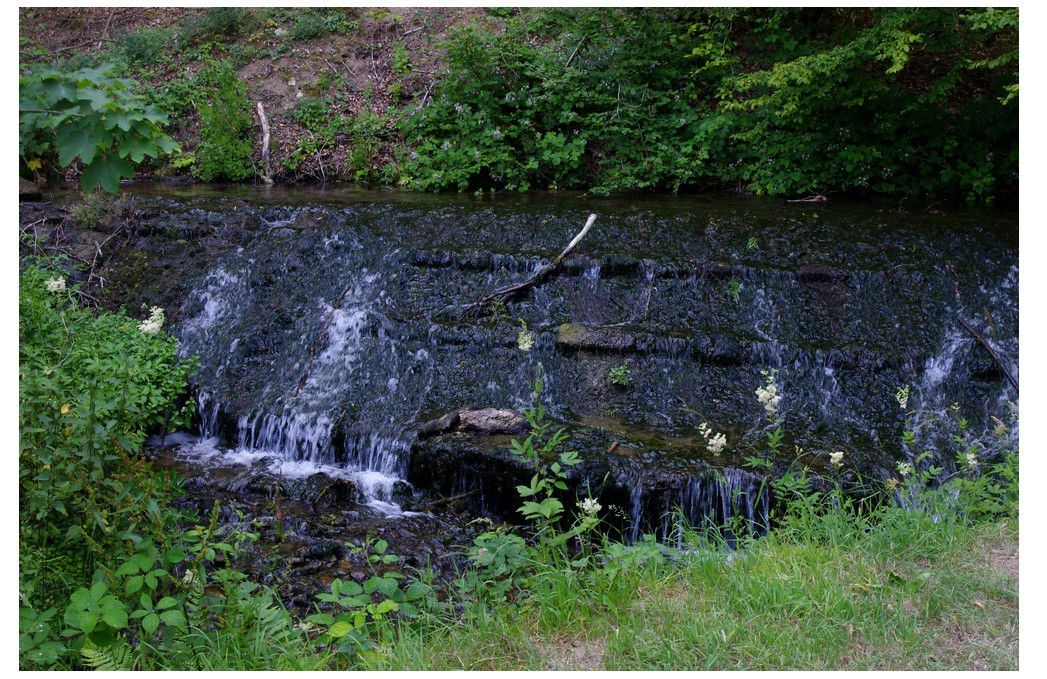 Luxembourg - la cascade Schiessentümpel