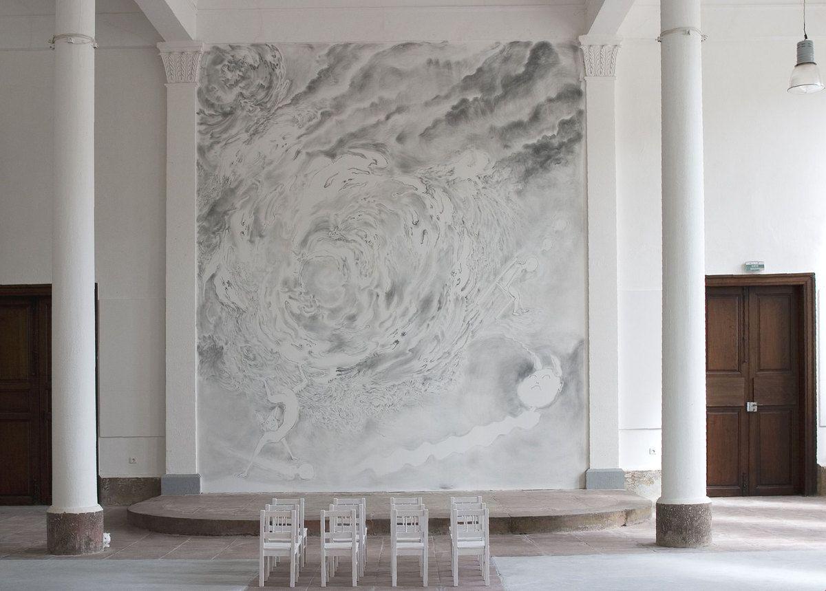 Christian Lhopital, Chuuut, 2009, Biennale de Sélestat, 2009