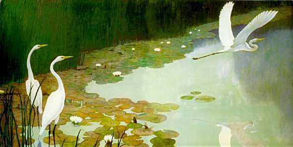 NC Wyeth - 19/20e siècle