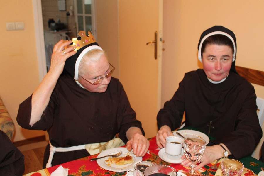 Epiphanie chez les Soeurs Franciscaines de Montmorency