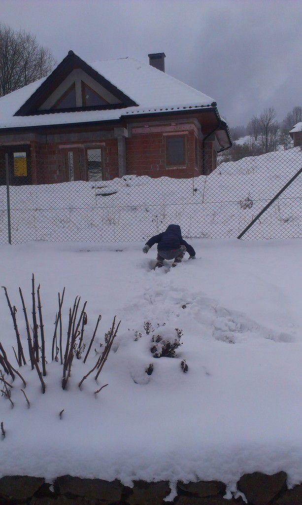 Invitation en Pologne sous la neige