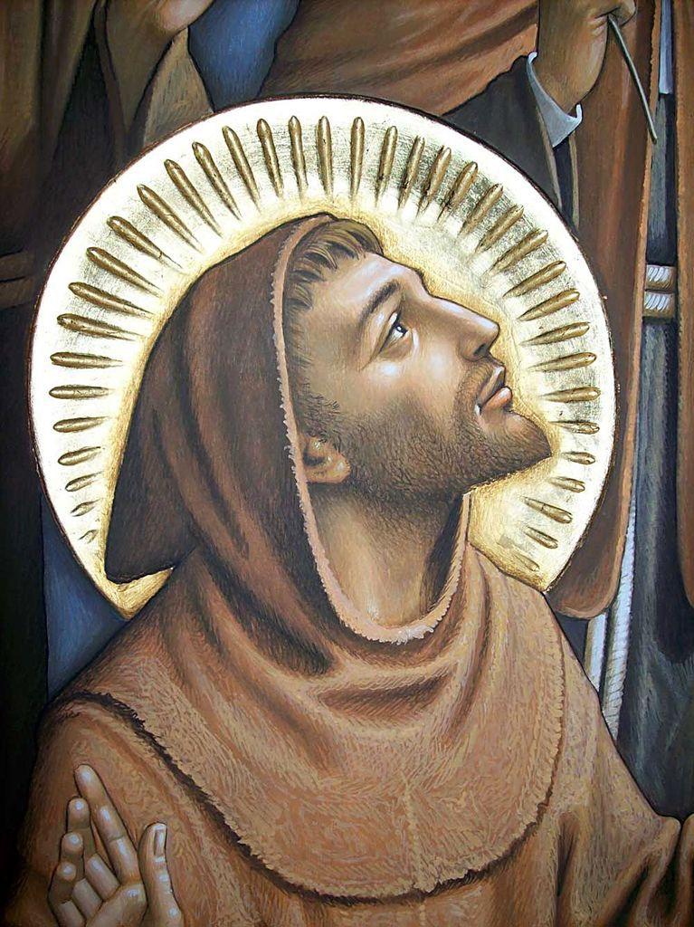Saint François priez pour nous