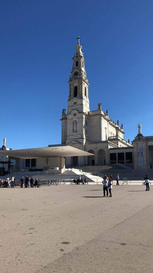 Pèlerinage à Fatima en mai 2019