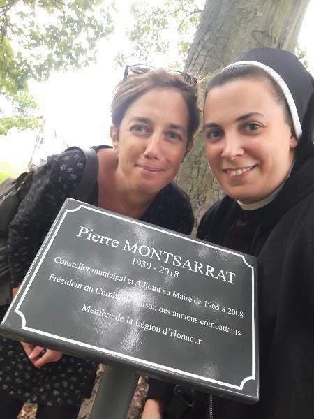 Une place à la mémoire de Pierre Montsarrat