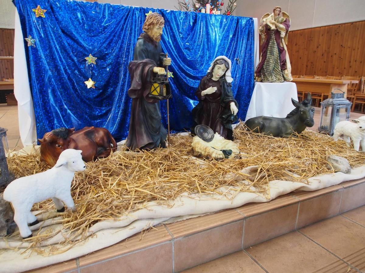 Gaudate- 3 dimanche de l'Avent- Messe à St François