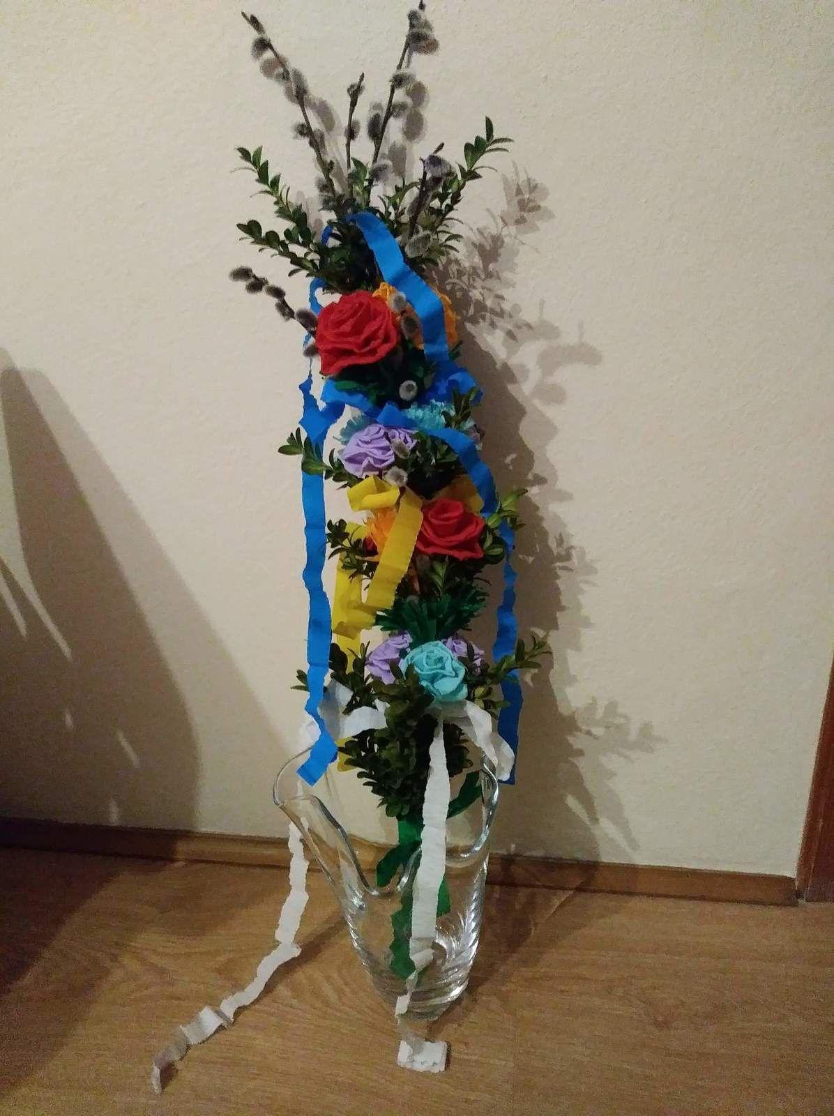 les fleurs fait main- kwiaty własnoręcznej produkcji