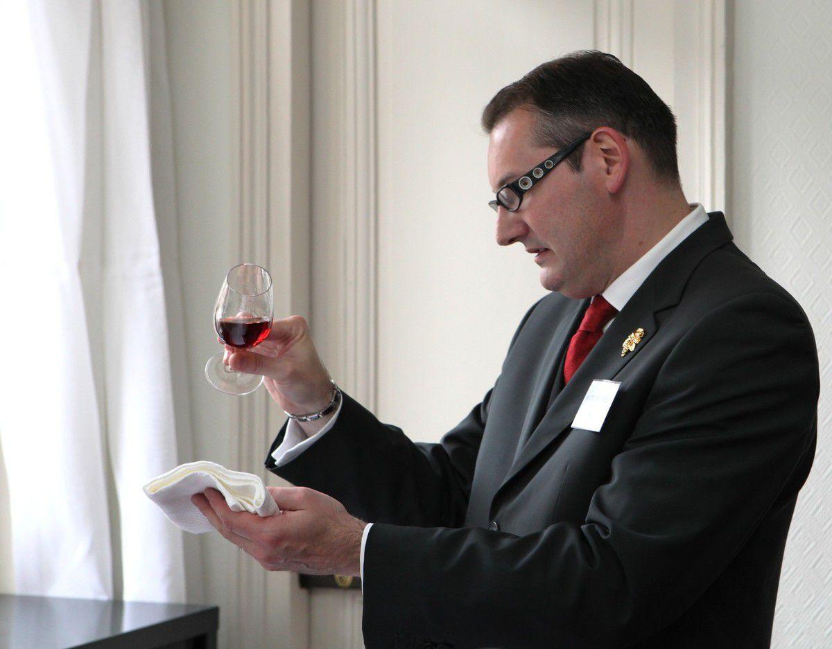 L'Alsacien Frédéric Voné avoue une passion pour ce concours. © Jean Bernard